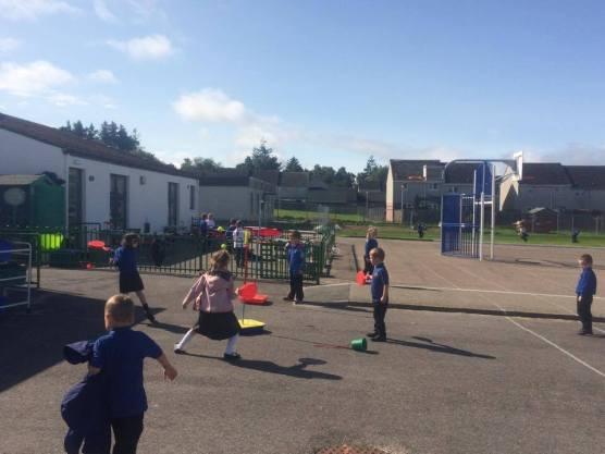 P1 playground