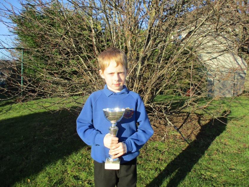 Alfie Stevenson Mark Holmes Soccer school