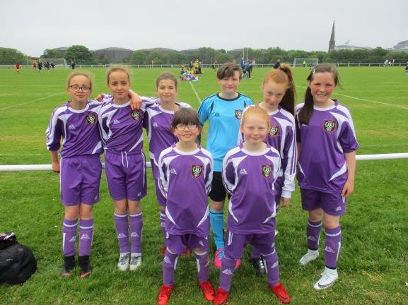 Girls Football Pic
