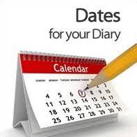 Dates for your diary… – Smithton Primary School
